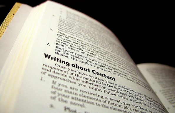 Write great unique content